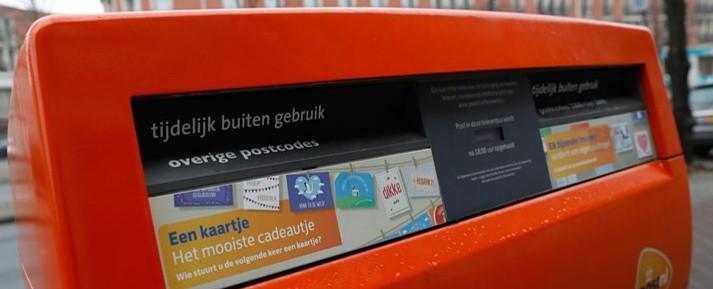 Unravelling postafhandeling Emmen